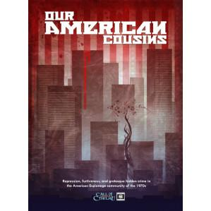 World War Cthulhu: Our American Cousins