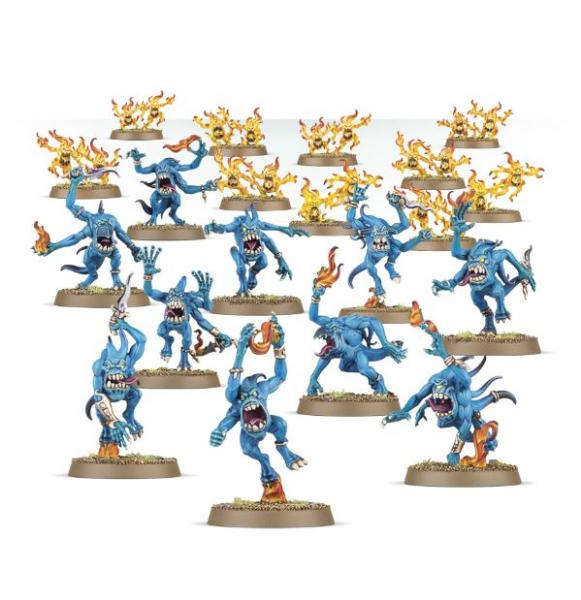 Age of Sigmar: Blue Horrors