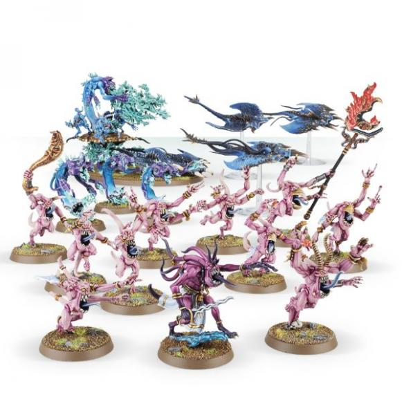 Age of Sigmar: Start Collecting! Daemons of Tzeentch