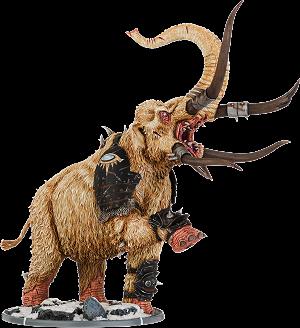 Darklands: Maatmag, Gigantic Mammox