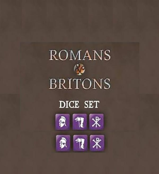 SAGA: Roman/Briton Dice