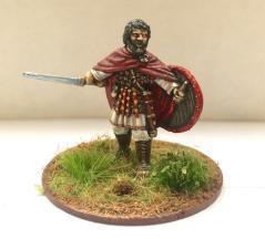 SAGA: Briton Warlord on foot