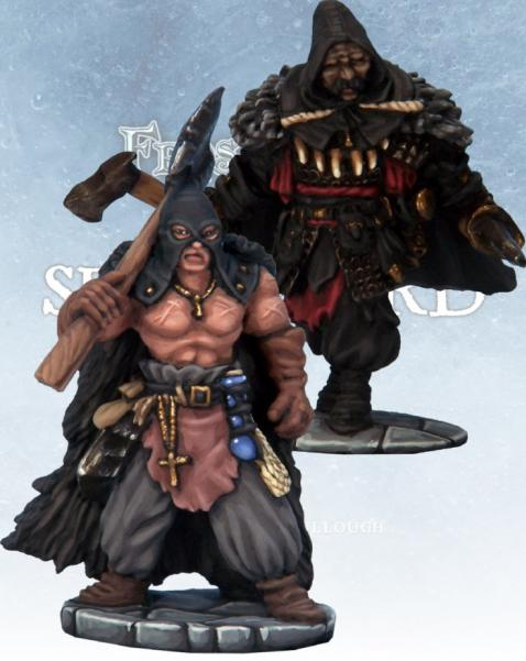 Frostgrave: Cultist Captains