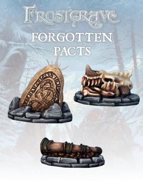 Frostgrave: Forgotten Pacts Treasure Tokens