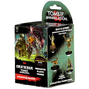 D&D Miniatures: Tomb of Annihilation Booster Pack