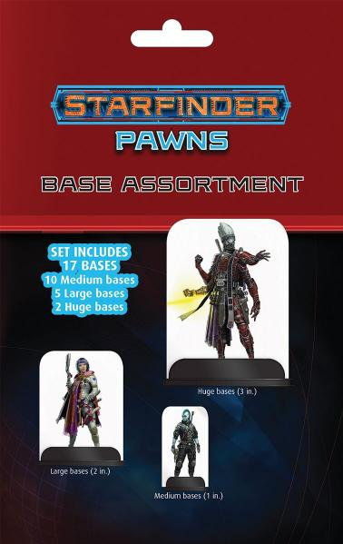 Starfinder RPG: Starfinder Pawns Base Assortment