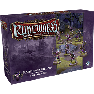 RuneWars: Reanimate Archers Expansion