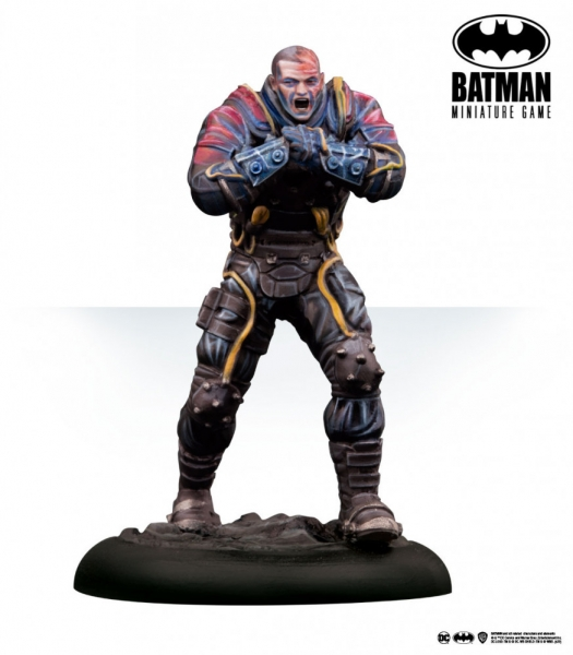 Batman Miniature Game: Electrocutioner