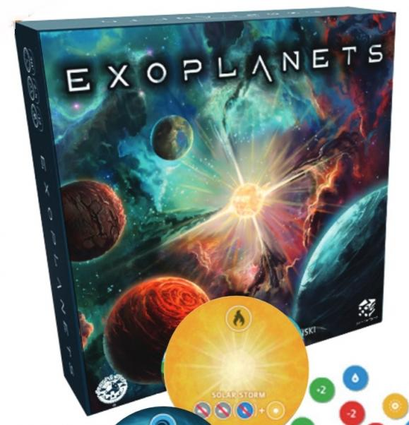 Exoplanets (Core Game)