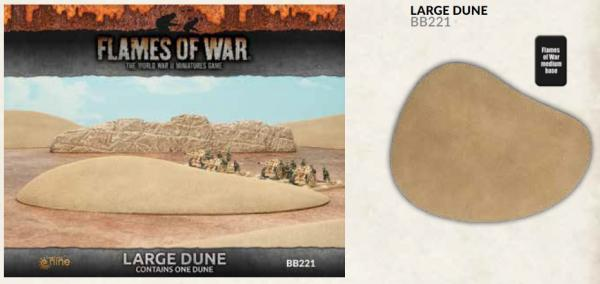 Flames of War: Large Dune (1)