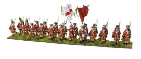 Black Powder (Marlborough's Wars): Infantry of the Grand Alliance