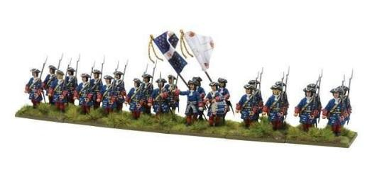 Black Powder (Marlborough's Wars): Infantry of the Sun King