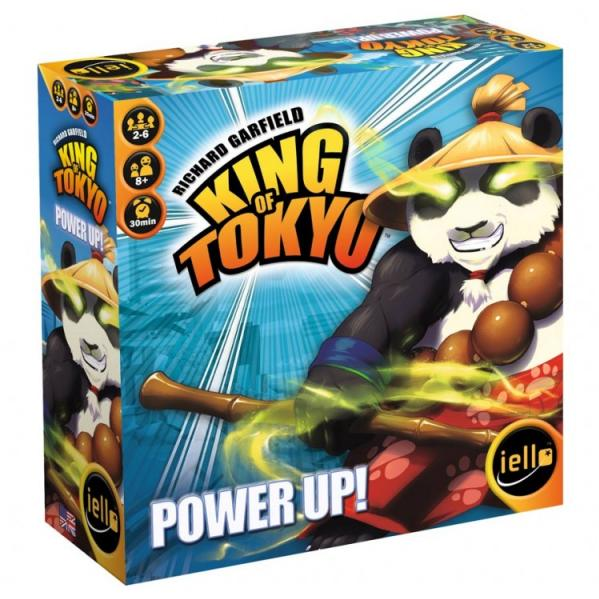 King of Tokyo: Power Up! [2nd Edition]