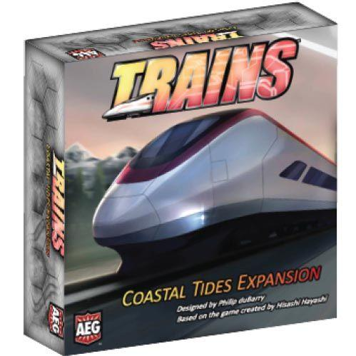 Trains: Coastal Tides Expansion