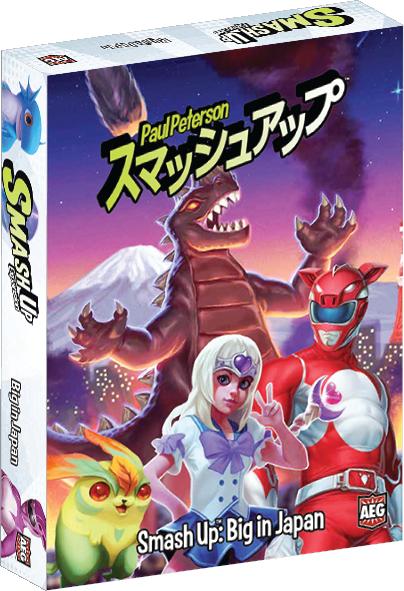 Smash Up: Big In Japan (Expansion)