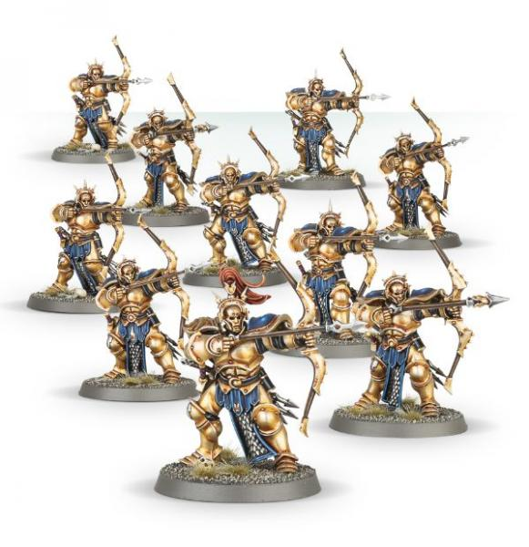 Age of Sigmar: Judicators