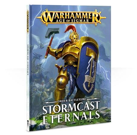 Age of Sigmar: Battletome Stormcast Eternals (HC)