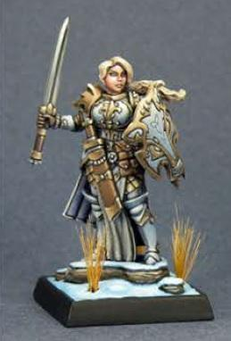 Dark Heaven Legends: Trista, the White Wolf