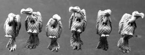 Dark Heaven Legends: Vultures (6)
