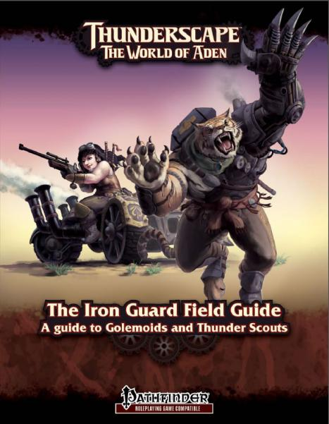 Thunderscape - Iron Guard Field Guide