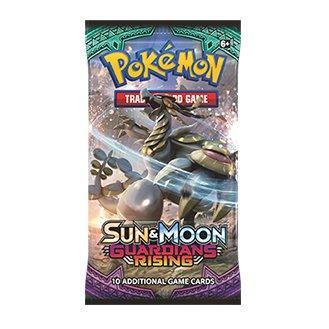 Pokemon CCG: Sun and Moon Guardians Rising Booster Pack (1)