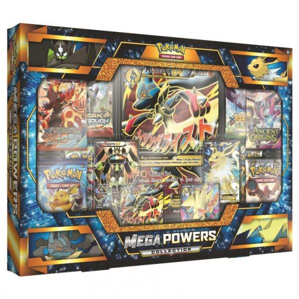 Pokemon CCG: Mega Powers Collection