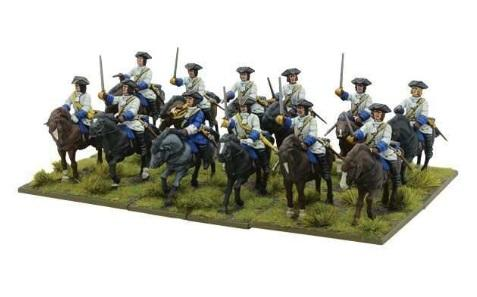 Black Powder (Marlborough's Wars): Cavalry of the Grand Alliance