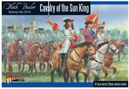 Black Powder (Marlborough's Wars): Cavalry of the Sun King