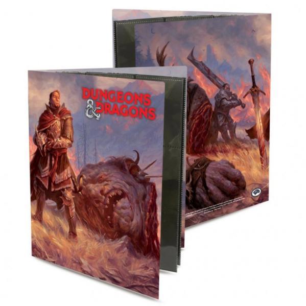 D&D Character Folio: Giant Killer