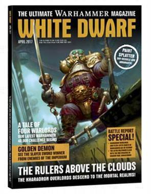 White Dwarf Magazine APRIL 2017
