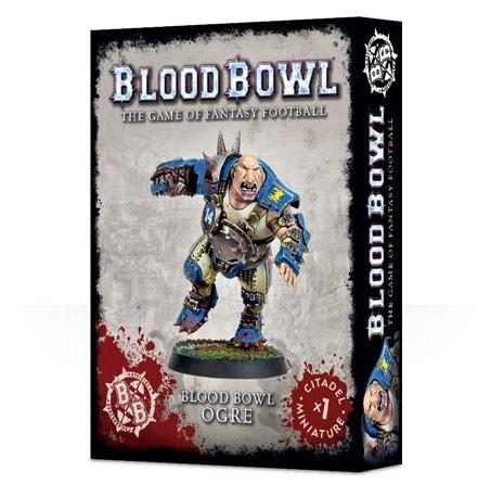 Blood Bowl: BLOOD BOWL OGRE