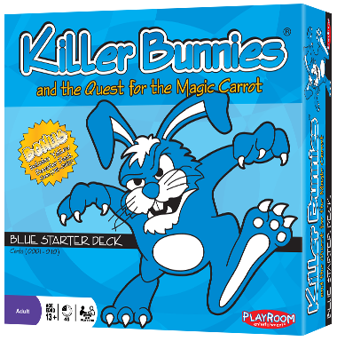 Killer Bunnies: Blue Starter Deck
