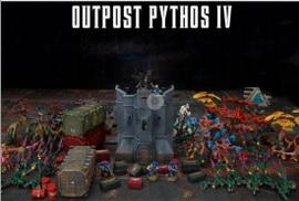 Warhammer 40K: Outpost Pythos IV (multi-part plastic kit)