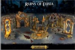 Age of Sigmar: Ruins of Elixia (multi-part plastic kit)
