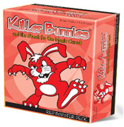 Killer Bunnies: Red Booster Expansion