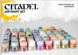 Citadel Air Paint Set (52 pcs)