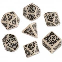 Exotic Dice: Adventures in the East Mark Dice Set (7)