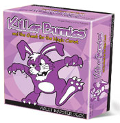 Killer Bunnies: Violet Booster Expansion