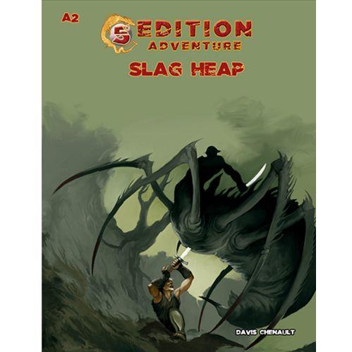 D&D 5th Edition Adventures: A2 - Slag Heap