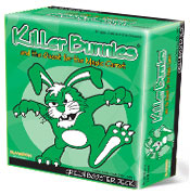 Killer Bunnies: Green Booster Expansion