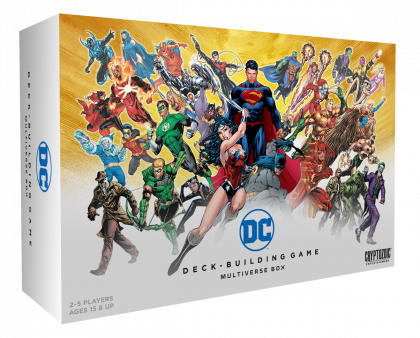DC Comics DBG: Multiverse Box