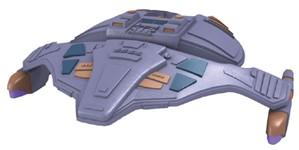 Star Trek Attack Wing Expansion Pack: Wave 31 Dominion 5th Wing Patrol Ship 6 (Repaint)