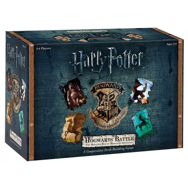 Harry Potter Hogwarts Battle DBG: Monster Box of Monsters