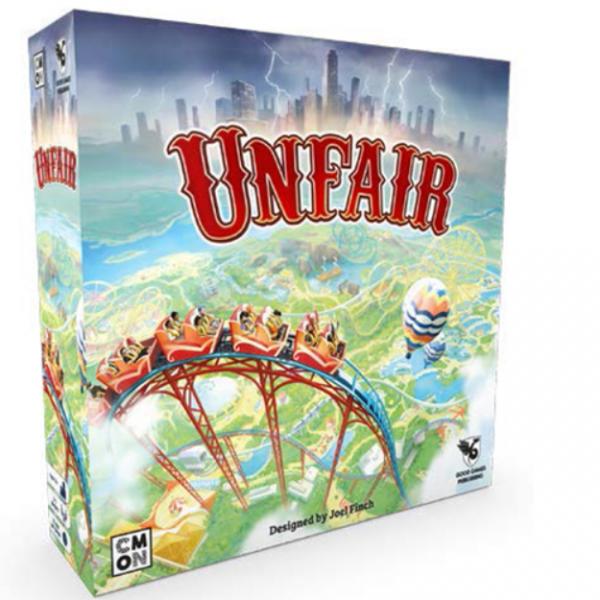 Unfair: Core Game