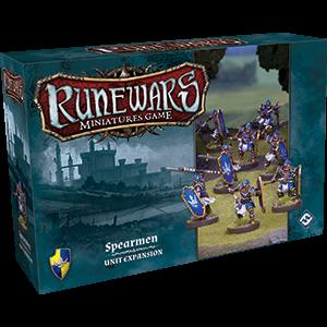 RuneWars: Spearmen Expansion Pack