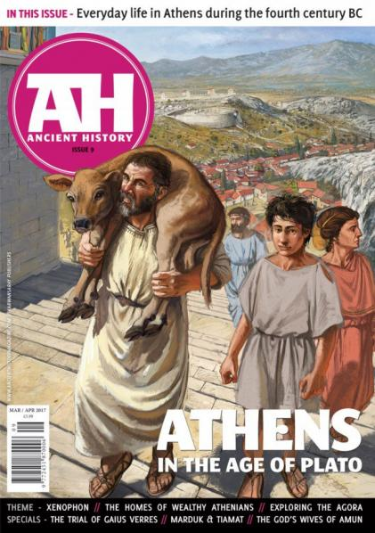 Ancient History Magazine: Issue #9