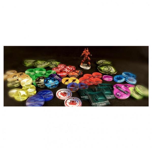 Infinity: (Accessories) Infinity Token Set
