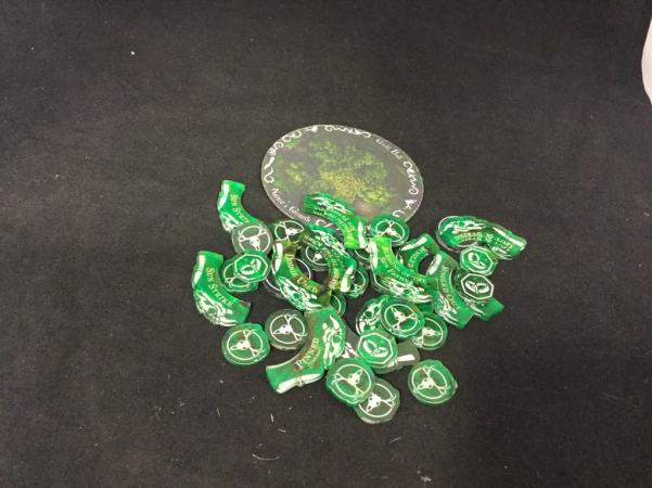 GuildBall: (Accessories) Hunters Tokens