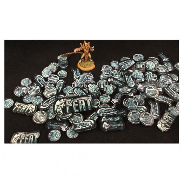 Miniature Tokens & Templates: Elven Zealots Token Pack