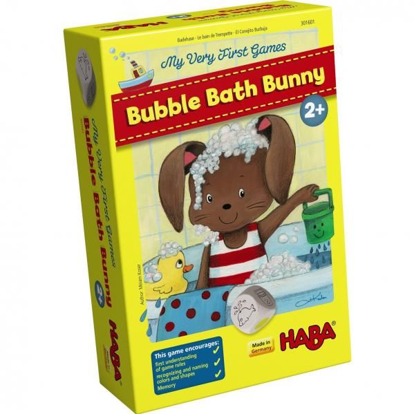 My Very First Games: Bubble Bath Bunny
